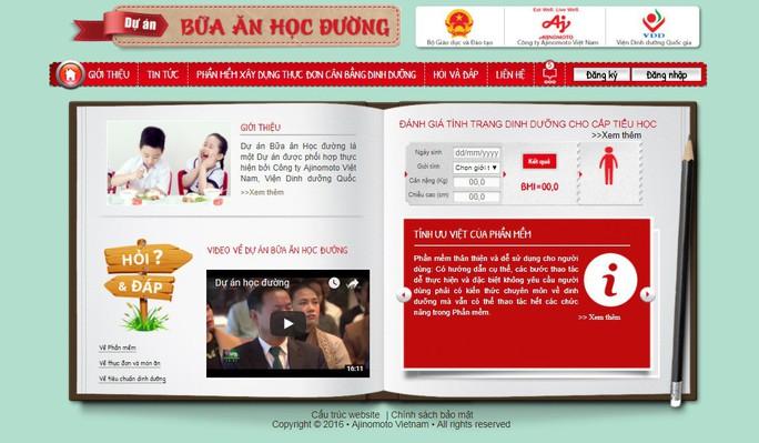 Bình Thuận chính thức áp dụng phần mềm Dự án Bữa ăn học đường trong công tác bán trú - Ảnh 3.