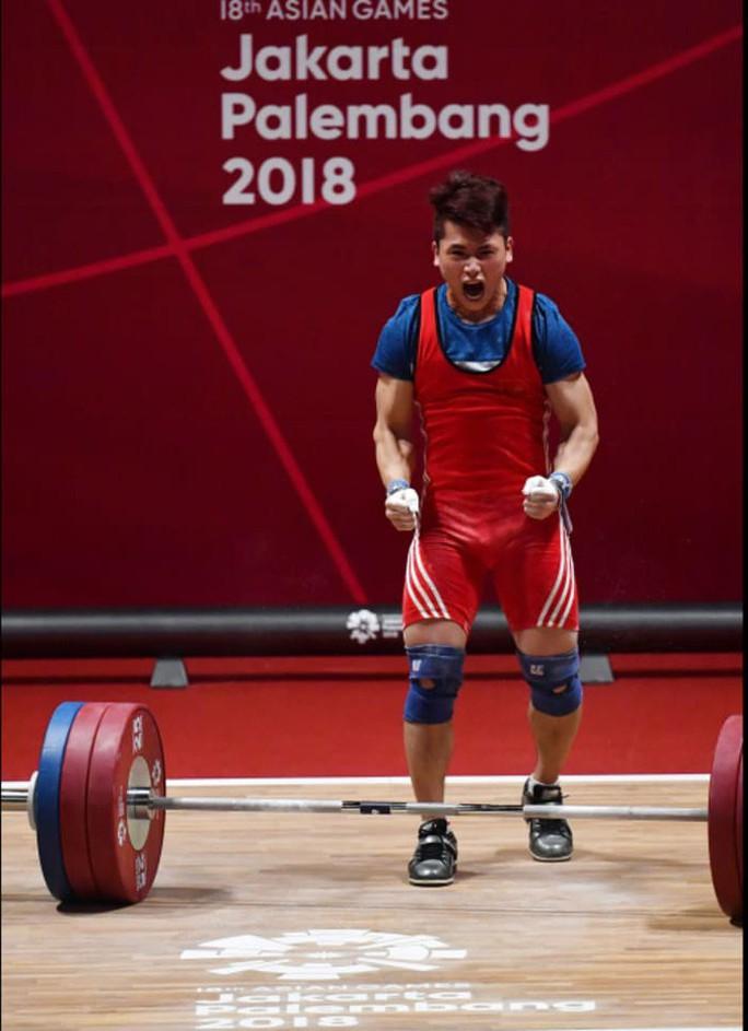Nhà vô địch cử tạ Việt Nam bị tình nghi sử dụng doping - Ảnh 2.