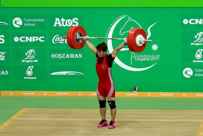 Nhà vô địch cử tạ Việt Nam bị tình nghi sử dụng doping - Ảnh 3.