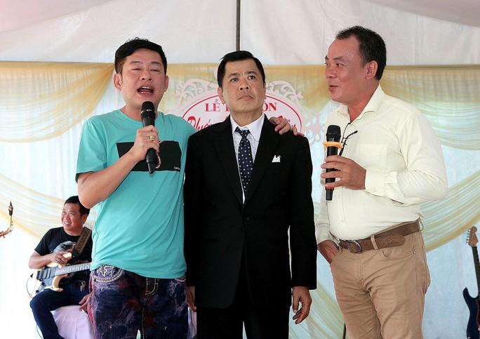 Con trai cố danh hài Mạnh Tràng tiếp quản Sân khấu kịch Sài Gòn - Ảnh 2.