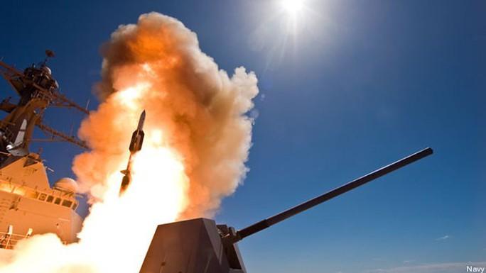Lộ diện tên lửa có thể hạ gục mọi thứ của hải quân Mỹ - Ảnh 1.