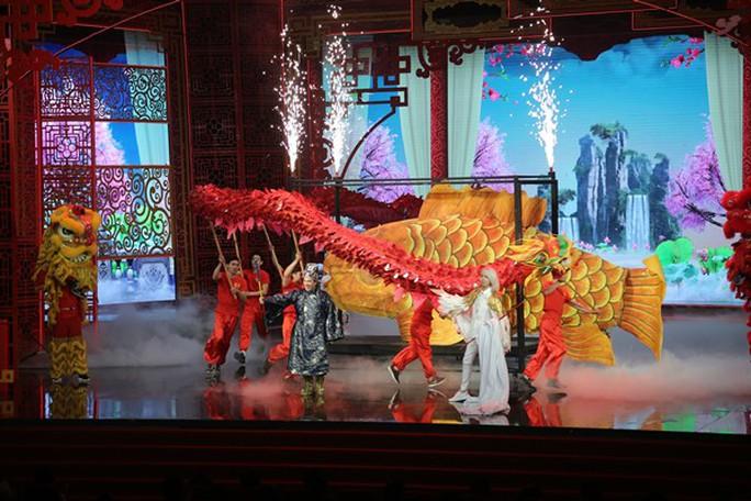 Táo Quân 2019: Ngọc Hoàng đi bão với dàn... hot girl - Ảnh 1.