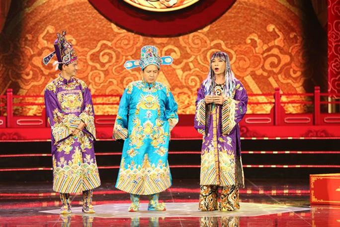 Táo Quân 2019: Ngọc Hoàng đi bão với dàn... hot girl - Ảnh 3.