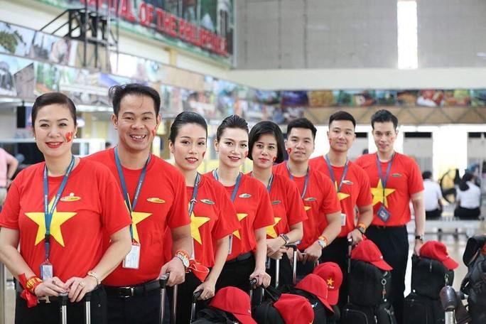 Bật mí những chuyến bay như chuyên cơ đưa tuyển Việt Nam du đấu - Ảnh 7.
