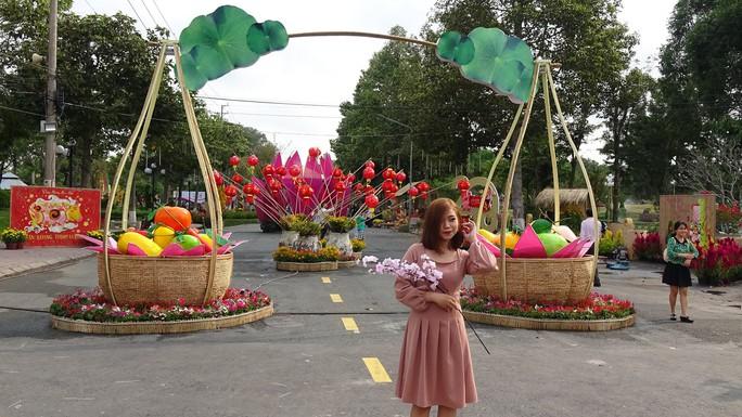 Lục bình, sen lên đường hoa Xuân ở thủ phủ đất Sen hồng Đồng Tháp - Ảnh 19.