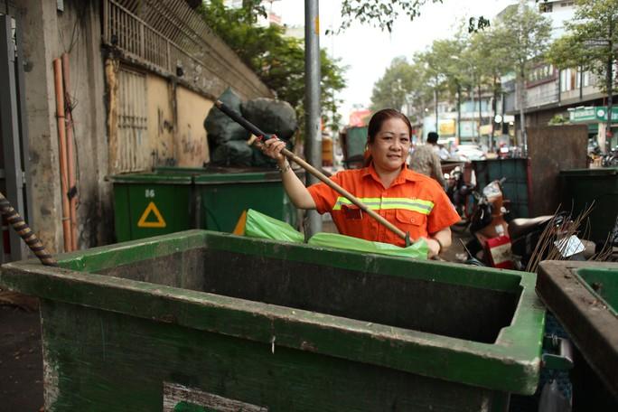 Mong công nhân vệ sinh đỡ vất vả - Ảnh 4.