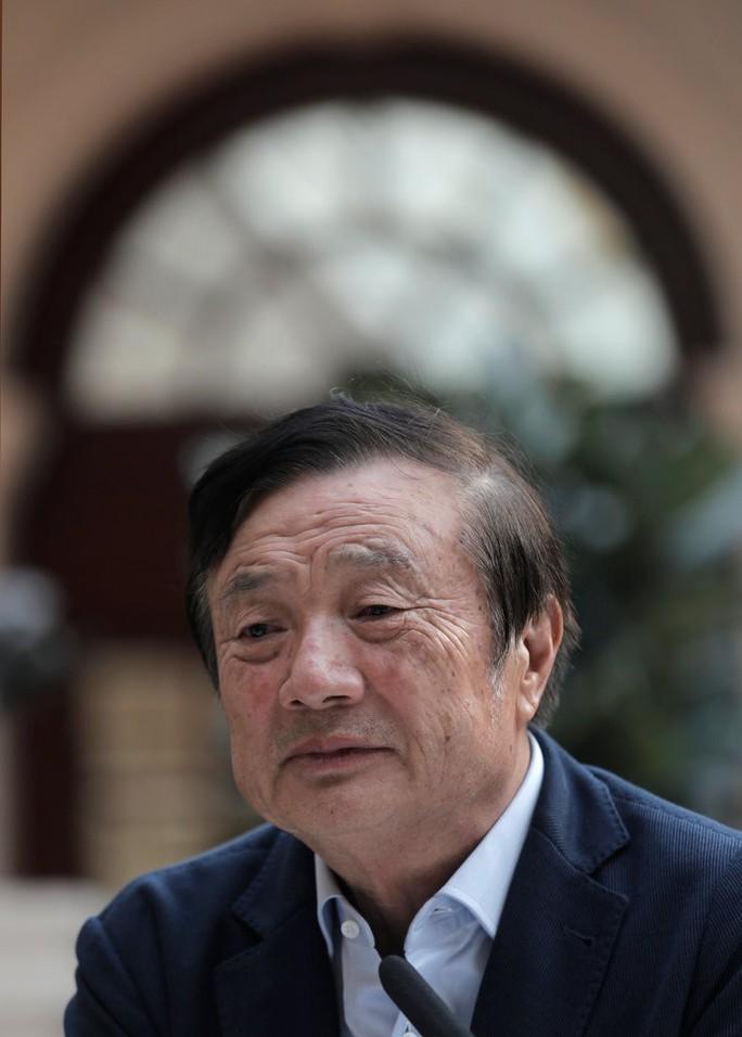 Mỹ chờ bắt cả người sáng lập Huawei?  - Ảnh 3.