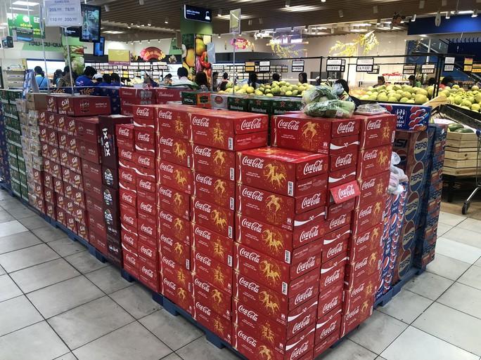 Vét sạch siêu thị sáng 30 Tết - Ảnh 6.