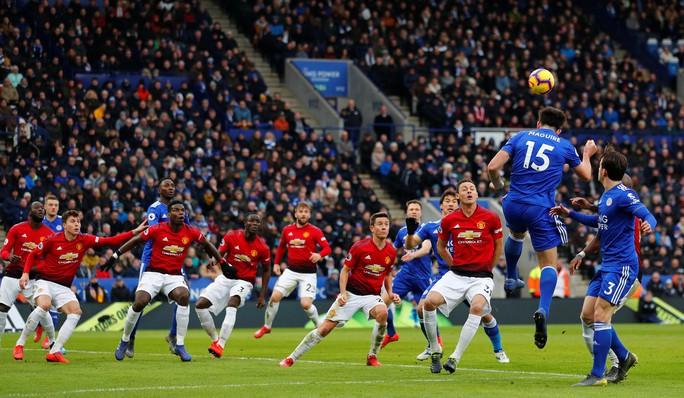 80 triệu bảng, Man United biến Maguire thành trung vệ đắt nhất thế giới - Ảnh 1.