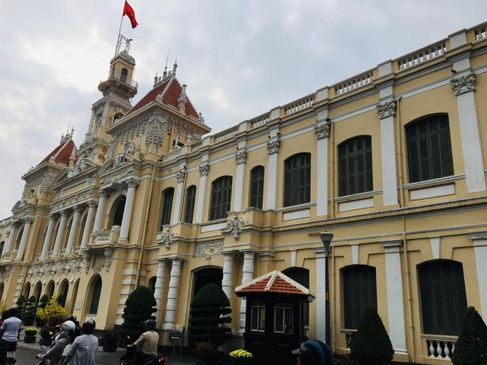 Trụ sở UBND TP HCM được xếp hạng di tích kiến trúc nghệ thuật cấp quốc gia - Ảnh 1.