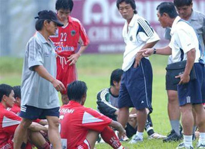 Vĩnh biệt cựu trung vệ Nguyễn Kim Hằng - Ảnh 2.
