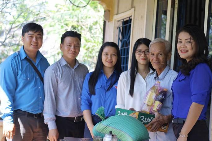 Đầu Xuân gặp chàng sinh viên 5 năm học đại học, hiến máu gần 20 lần - Ảnh 5.