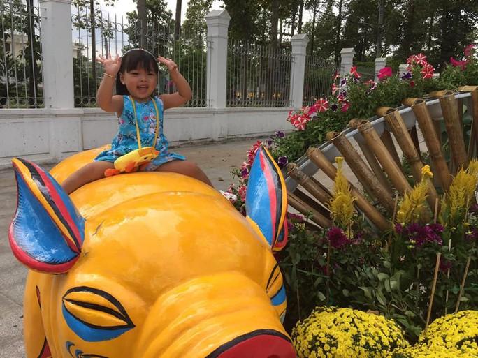 Trụ sở UBND tỉnh Đồng Tháp thân thiện đón khách du Xuân - Ảnh 6.
