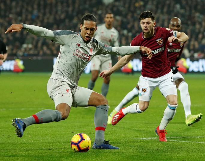 Liverpool bị cầm chân, Klopp nổi nóng với HLV West Ham - Ảnh 4.