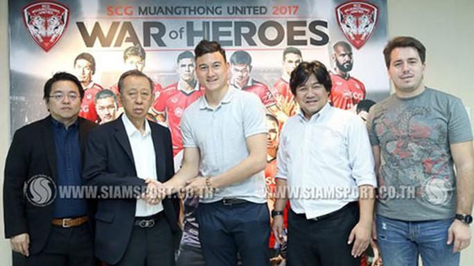 Đặng Văn Lâm sang Thái Lan, ra mắt Muangthong United mùng 2 Tết - Ảnh 2.