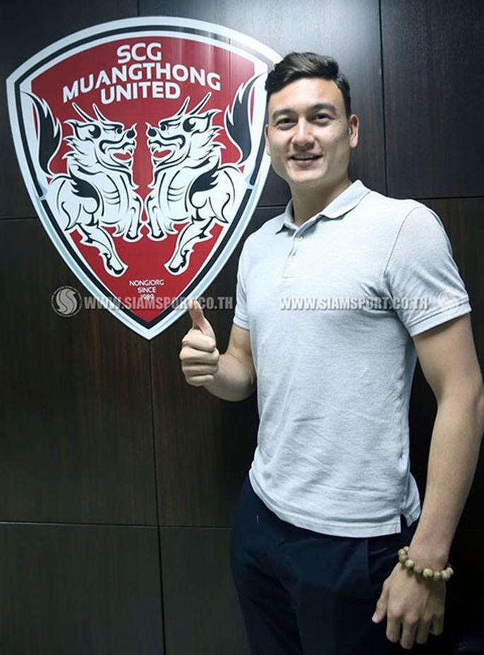 Đặng Văn Lâm sang Thái Lan, ra mắt Muangthong United mùng 2 Tết - Ảnh 1.