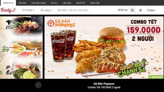 Bán món ăn ngày Tết qua online - xu hướng mới của doanh nghiệp - Ảnh 2.