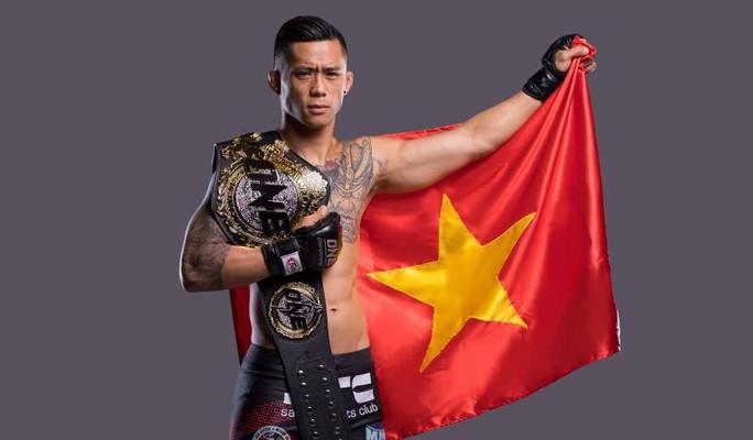 Cơ hội thành danh của võ sĩ MMA Việt Nam - Ảnh 1.