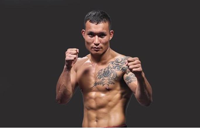 Việt Nam chính thức có võ sĩ thi đấu MMA chuyên nghiệp  - Ảnh 1.