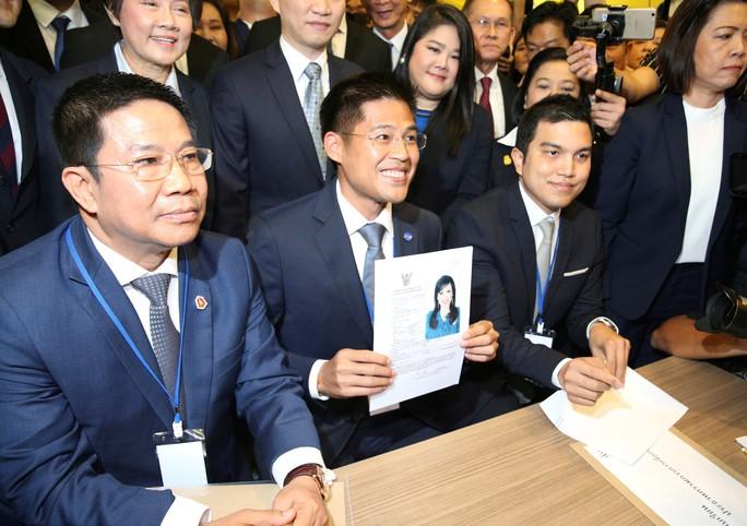 Công chúa Thái Lan ứng cử thủ tướng - Ảnh 1.