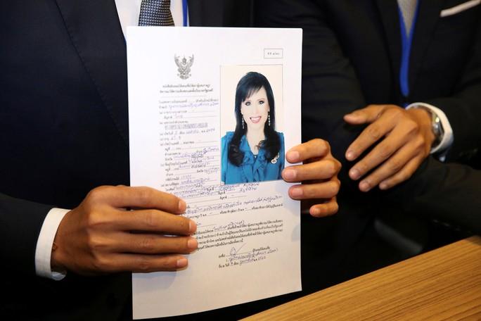 Công chúa Thái Lan ứng cử thủ tướng - Ảnh 2.