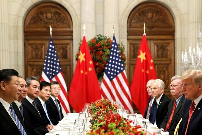 Ông Donald Trump: Không có thượng đỉnh Mỹ - Trung trong tháng này - Ảnh 1.