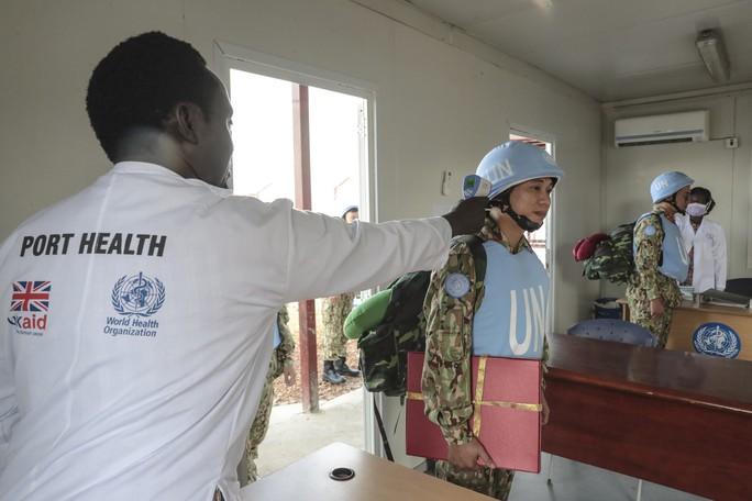 Thăm nơi Bệnh viện dã chiến Việt Nam làm việc ở Nam Sudan - Ảnh 8.