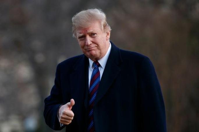 Tổng thống Donald Trump mê thức ăn nhanh và ít tập thể dục - Ảnh 2.