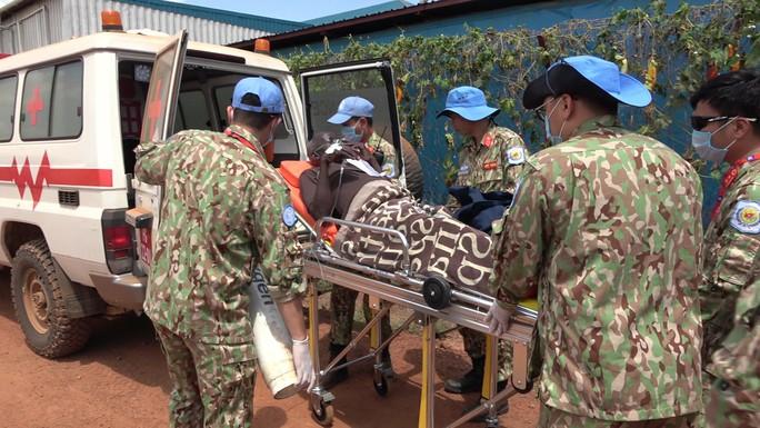 Thăm nơi Bệnh viện dã chiến Việt Nam làm việc ở Nam Sudan - Ảnh 2.