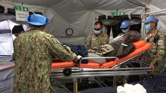 Thăm nơi Bệnh viện dã chiến Việt Nam làm việc ở Nam Sudan - Ảnh 12.