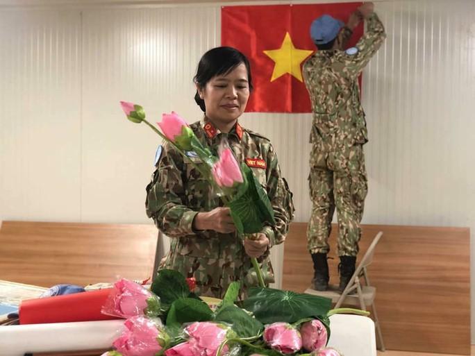 Thăm nơi Bệnh viện dã chiến Việt Nam làm việc ở Nam Sudan - Ảnh 20.