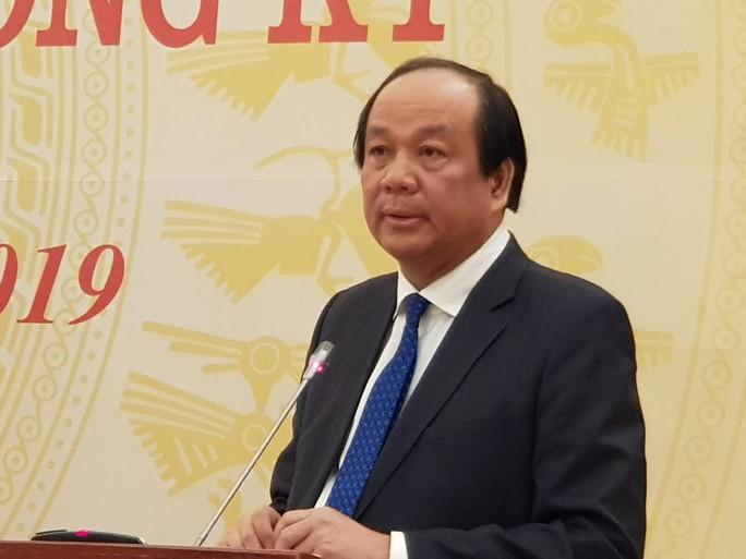 Bộ trưởng Mai Tiến Dũng nói về chi phí tổ chức Hội nghị Thượng đỉnh Mỹ-Triều - Ảnh 1.