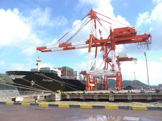 Gấp rút xử lý sai phạm bán cảng Quy Nhơn - Ảnh 1.