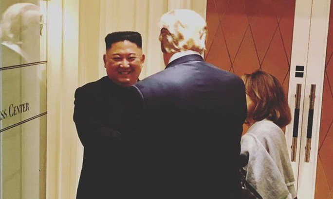 Truyền thông Triều Tiên: Chủ tịch Kim Jong-un cảm ơn Tổng thống Trump - Ảnh 1.