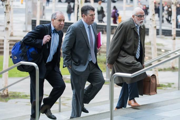 Huawei ra tòa ở Mỹ, quyết không nhận tội - Ảnh 1.