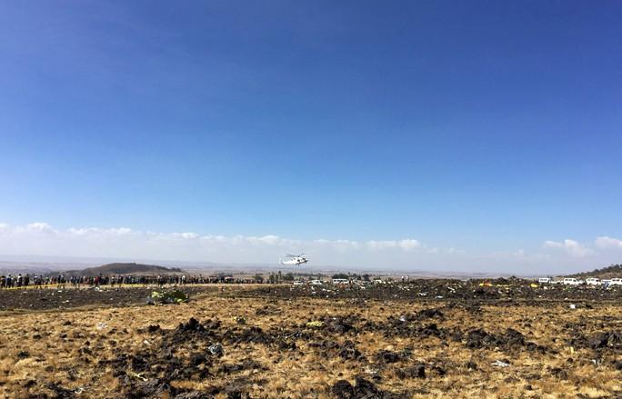 Máy bay rơi khi mới cất cánh 6 phút, toàn bộ 157 người thiệt mạng - Ảnh 2.