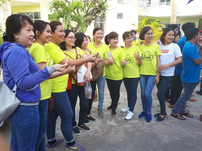 Tưng bừng ngày hội nữ CNVC-LĐ - Ảnh 12.