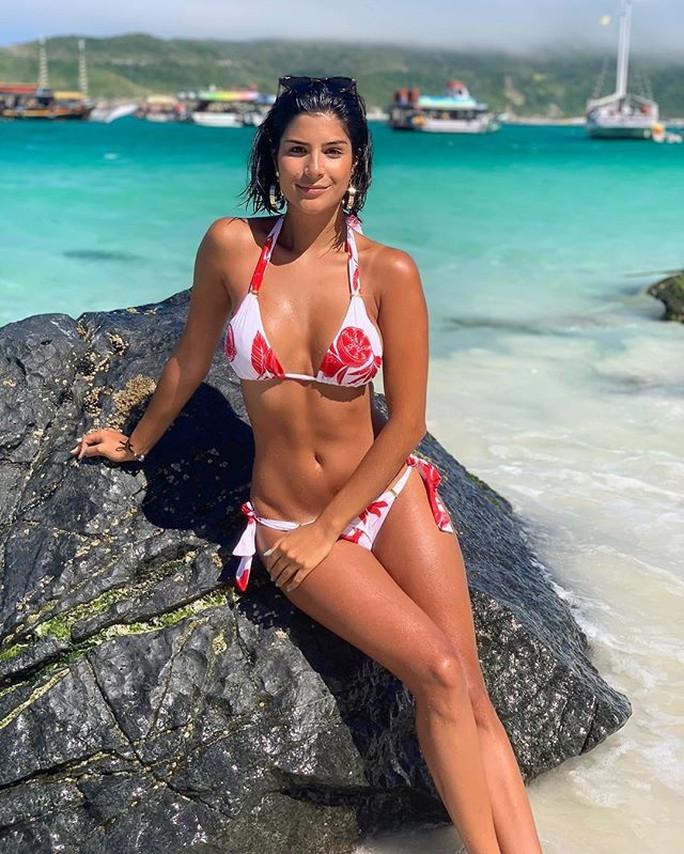 Nhan sắc bốc lửa của tân Hoa hậu Brazil - Ảnh 11.
