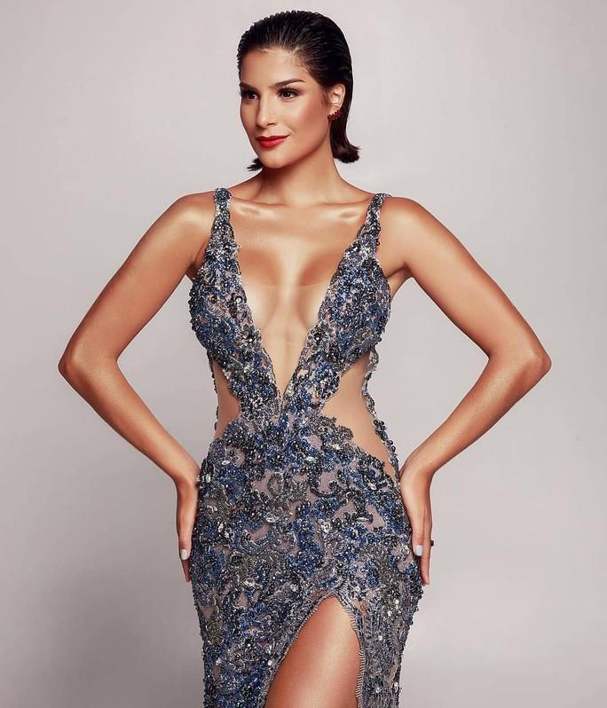 Nhan sắc bốc lửa của tân Hoa hậu Brazil - Ảnh 10.
