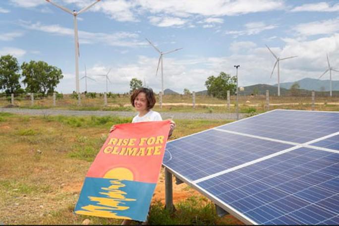 Những phụ nữ vì cộng đồng: Người hùng môi trường - Ảnh 1.