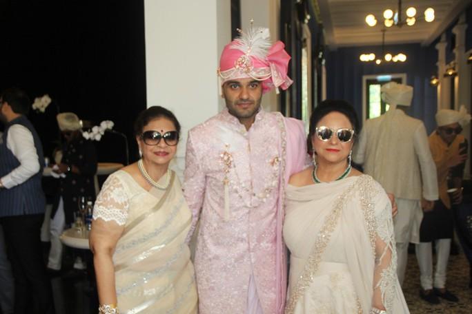 Lộng lẫy lễ cưới chính thức của tỉ phú Ấn Độ tại Phú Quốc - Ảnh 5.