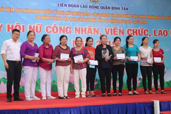 Tưng bừng ngày hội nữ CNVC-LĐ - Ảnh 9.