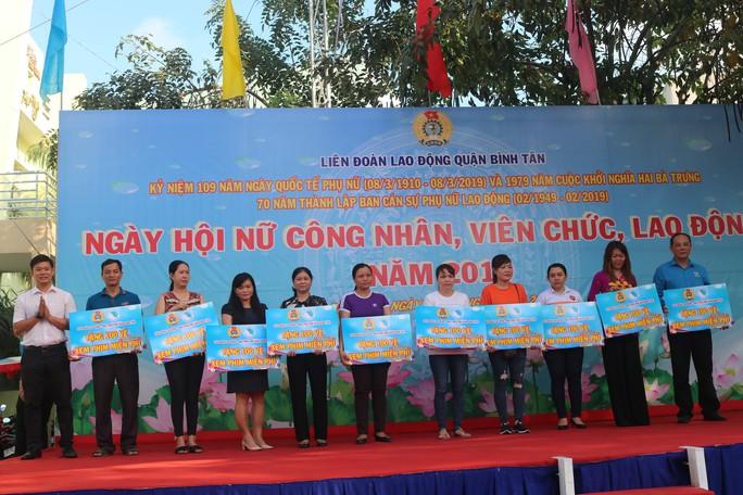 Tưng bừng ngày hội nữ CNVC-LĐ - Ảnh 7.