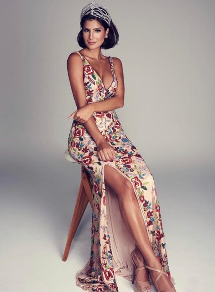 Nhan sắc bốc lửa của tân Hoa hậu Brazil - Ảnh 13.