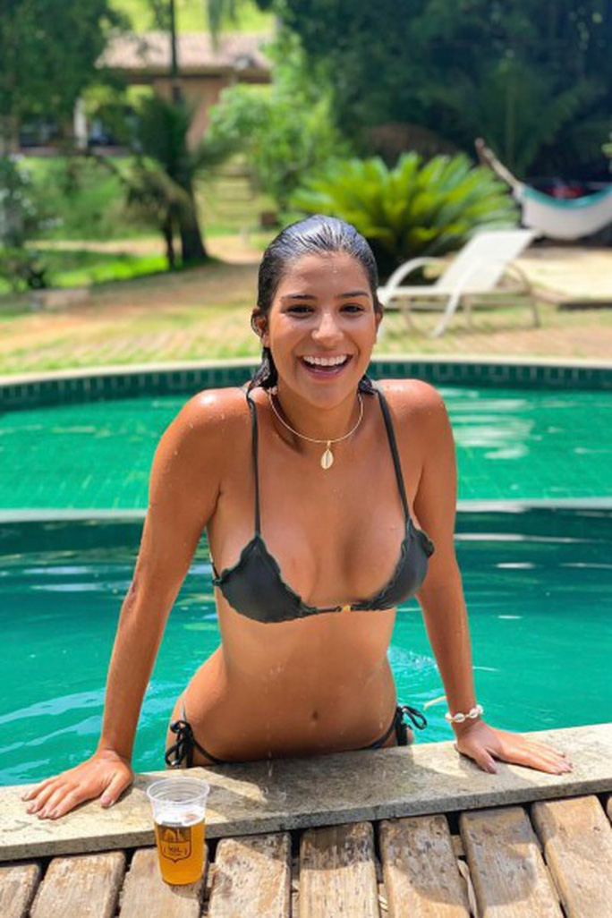Nhan sắc bốc lửa của tân Hoa hậu Brazil - Ảnh 7.