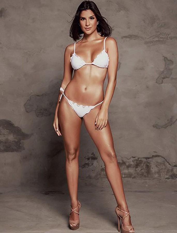 Nhan sắc bốc lửa của tân Hoa hậu Brazil - Ảnh 6.