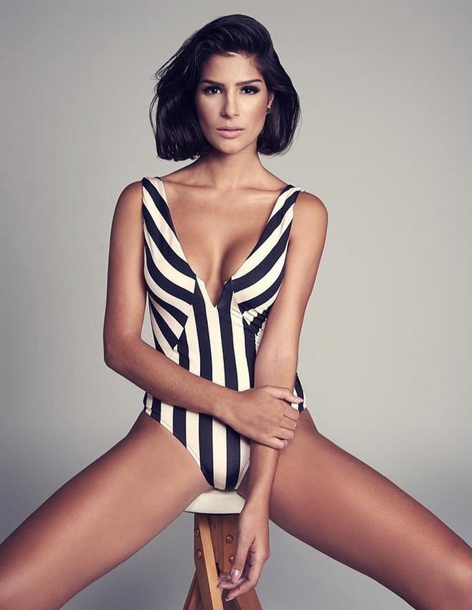 Nhan sắc bốc lửa của tân Hoa hậu Brazil - Ảnh 5.