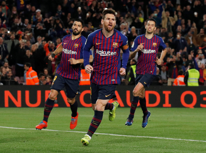 Messi tỏa sáng trước Vallecano, Barcelona chạy đà cho Champions League - Ảnh 5.