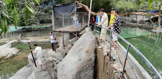 Đà Nẵng: Khu du lịch tiếp tục xây dựng trái phép trên Hải Vân - Ảnh 2.