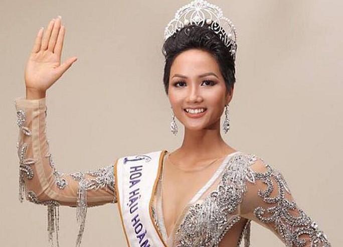Hoa hậu H'Hen Niê là Đại sứ Chương trình Giờ Trái đất 2019 - Ảnh 2.